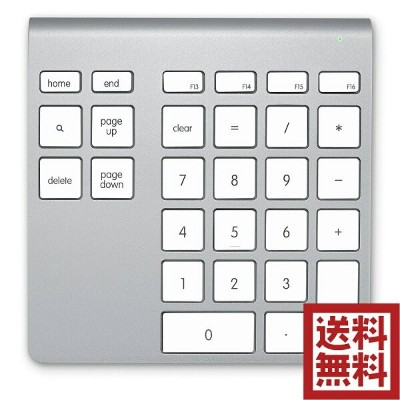Belkin ベルキン YourType Bluetooth Wireless Keypad テンキー Apple iMac Macbook 対応