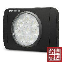 Manfrotto Lumimuse 8 LEDライト iPhone 充電式