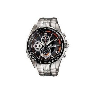 カシオ Men's Watch Casio Edifice EF-543D-1AV Stainless steel Chronograph 543D 男性 メンズ 腕時計 【並行輸入品】