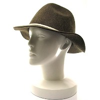 GOHEMP(ゴーヘンプ) BLUES MOUNTAIN HAT Color:MIX BROWN Size:F