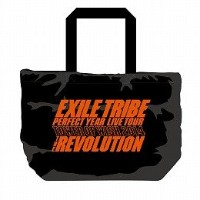 THE REVOLUTION エコバッグ(大)EXILE TRIBE PERFECT YEAR LIVE TOUR TOWER OF WISH 2014 THE REVOLUTION