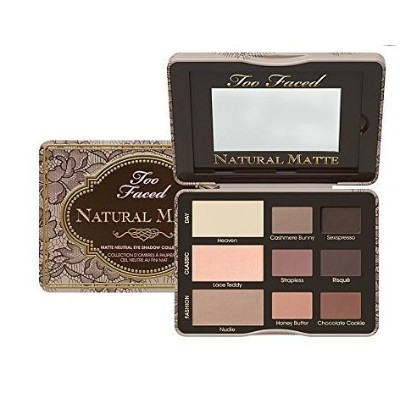 Too Faced Natural Matte Matte Neutral Eye Shadow Collection (並行輸入品) [並行輸入品]