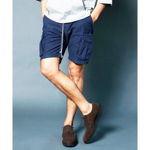 【Magine(マージン)】1713-38-SULFUR BACKSATIN CARGO SHORTS カーゴショーツ