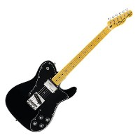 Squier Vintage Modified '70s Telecaster Custom ソフトケース付き Black=506