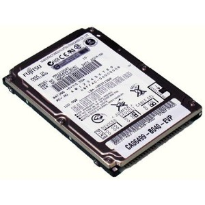 富士通/Fujitsu 2.5インチ IDE/ATA100 40GB 9.5mm HDD MHV2040AT