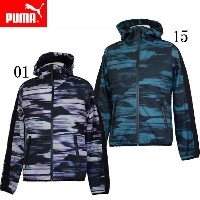 WVO WINTERIZED WOVEN JKT (WOMAN)【PUMA】プーマ ● レディースウエア(570194)*71