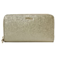 フルラ FURLA ラウンドファスナー長財布 BABYLON(バビロン) 851537 PR70 SFM CGD BABYLON XL ZIP AROUND COLOR GOLD//851537...
