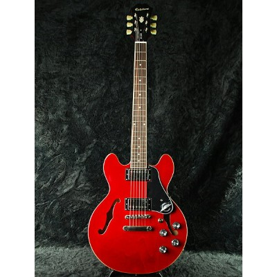 Epiphone ES-339 Pro w/Coil Tap Cherry 新品 チェリー[エピフォン][ES339][コイルタップ][CH,赤][セミアコ][Electric Guitar...