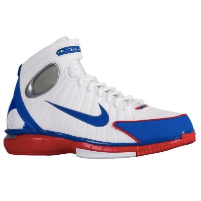 Nike Air Zoom Huarache 2K4 メンズ White/Gym Royal/Sport Red/Metallic Silver ナイキ エアズーム ハラチ Kobe Bryant...