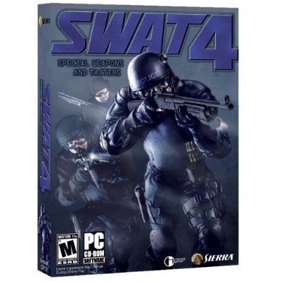 SWAT 4: Special Weapons and Tactics (輸入版)