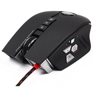 Bloody ZL5A Sniper Series Laser Grade Gaming Mouse