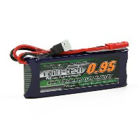 Turnigy nano-tech 3.7V 950mAh 25C50C リポ