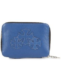 CHROME HEARTS BANK ROBBER WALLET DEEP BLUE クロムハーツ BANK ROBBER ウォレット CHプラス DEEP BLUE
