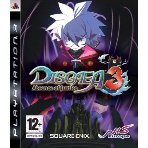 Disgaea 3 Absence of Justice (輸入版)