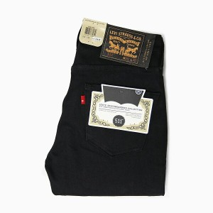 LEVI'S SKATEBOARDING リーバイス スケートボーディング SKATE 511 SLIM FIT 5POCKET CAVIAR 95581-0009 MEN'S LEVIS...