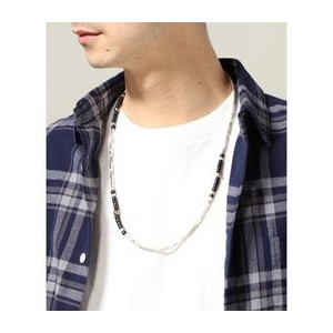 GEORGE FROST / ジョージフロスト: ESSOUIRA SHORE NECKLACE / ネックレス【ジャーナルスタンダード/JOURNAL STANDARD メンズ ネックレス...