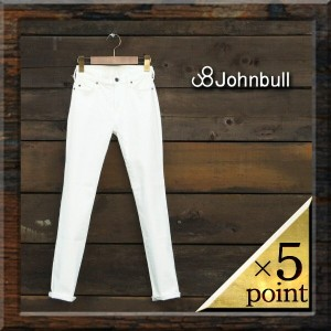 【Johnbull】 EXTRA SLIM JEANS WH (ap463-1) Lady's □