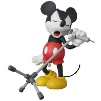 VCD MICKEY MOUSE(Microphone Ver.)ノンスケール PVC製 塗装済み完成品フィギュア