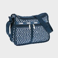レスポートサック LeSportsac 7507 D720 DELUXE EVERYDAY BAG ショルダーバッグ NEW HARMONY NAVY