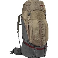 (取寄)ノースフェイス Fovero 70 バックパック The North Face Men's Fovero 70 Backpack Falcon Brown/Sequoia Red