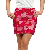 LoudMouth Ladies Sweethearts Skort【ゴルフ レディース>スコート】