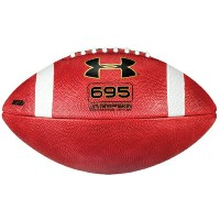 Under Armour 695 Official Size Leather レザー Football フットボール - Mens メンズ