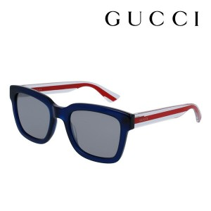 【GUCCI】 グッチ サングラス 正規販売店 アレッサンドロ・ミケーレデザイン GG0001S 004 POP WEB WEB FRAME Made In Italy DEAL ウェリントン