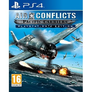 Air Conflicts: Pacific Carriers (PS4) by Kalypso Media [並行輸入品]