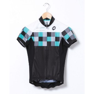 ASSOS(アソス) サイクルジャージ【ASSOS SS.WORKS TEAM JERSEY EVO8 Lady】