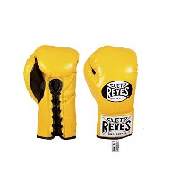 Cleto Reyes オフィシャル Boxing グローブ with Atached Thumb (海外取寄せ品)