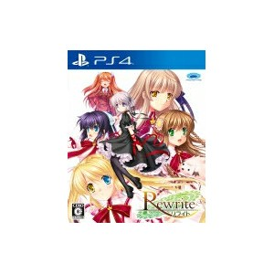 【送料無料】 Game Soft (PlayStation 4) / 【PS4】Rewrite 【GAME】