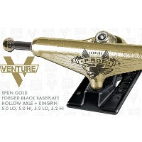 VENTURE ベンチャー トラック V-HOLLOW LIGHT P・ROD P.ROD Paul Rodriguez TRUCK SKATE スケボー スケートボード 5.0 LOW 軽量
