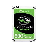 Seagate シーゲイト 内蔵 ハードディスク BarraCuda 2.5 インチ 500GB ( SATA 6Gb/s / 5400rpm / 128MB ) 7mm スリム 国内正規品...
