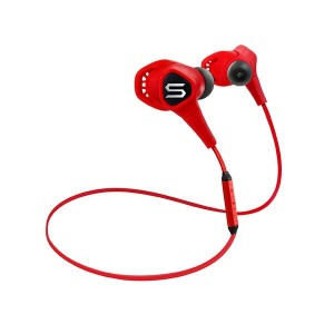 Soul(ソウル) Run Free Pro - Fire Red(ファイアーレッド) Wireless Active In-Ear Headphones with Bluetooth...