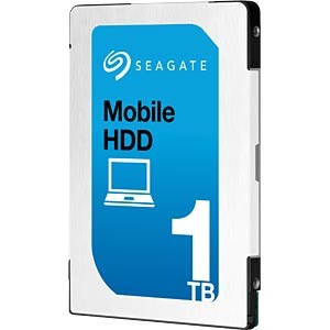[SEAGATE] シーゲート 2.5inch HDD 1TB SATA 6.0Gbps 5400回転 7mm厚 128MBキャッシュ ST1000LM035