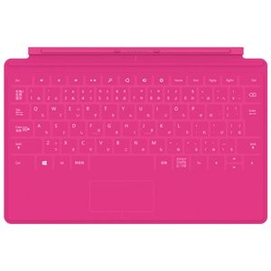 Microsoft Windows Surface Touch Cover Magenta 米国版
