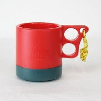 CamperMugCup2016SS CHUMS(チャムス)(キャンパーマグカップ)-Red-Forest