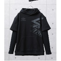 【UMBRO for ADAM ET ROPE'】パーカー