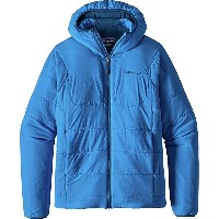 パタゴニア Patagonia メンズ アウター ジャケット【Nano-Air Insulated Hooded Jacket】Andes Blue