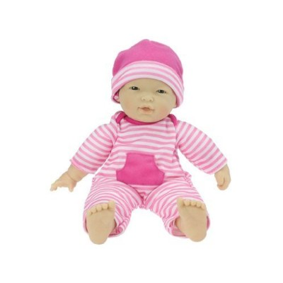 La Baby 11-inch Asian Washable Soft Body Play Doll For Children 2 Years Or Older, Designed by...