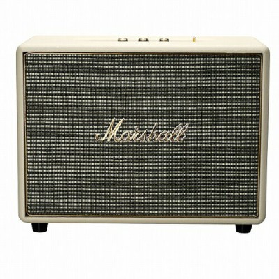 Marshall ZMS-04090971 Woburn Bluetoothスピーカー クリーム