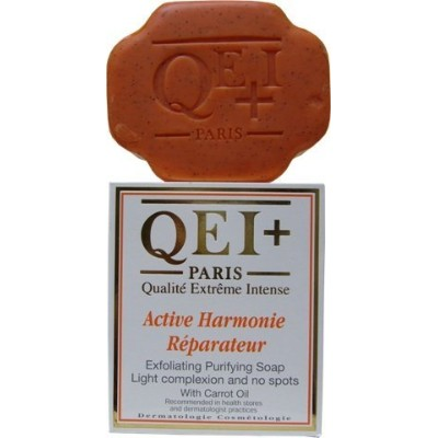 QEI Active Harmonie Lightening Scrubbing Soap by QEI+