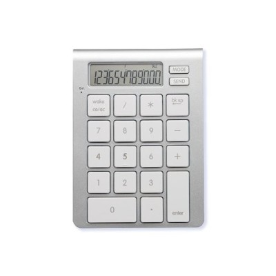SMK-Link iCalc Bluetooth Calculator Keypad for Apple Wireless Keyboard