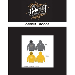 JYJ キム・ジェジュン 2017 THE REBIRTH OF J ASIA TOUR in JAPAN 公式コンサートグッズ HOODY