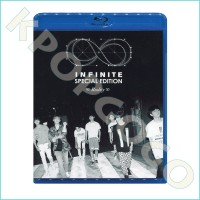 【韓流DVD】INFINITE★INFINITE SPECIAL EDITION★【TV・PV】☆K-POP DVD☆【SPECIAL EDITION】bluray_inf1