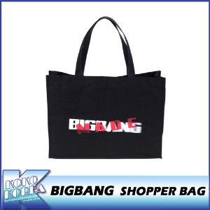 【送料無料】10th BIGBANG/SHOPPER BAG /BIGBANG THE  CONCERT 0.TO.10 FINAL IN SEOUL MD/公式グッズ/YG/ビッグバン...