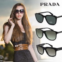【PRADA】 Unisex Sunglasses 100% Authentic Free shipping UV protection Polarized Disgner Glasses...