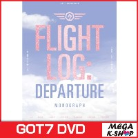 GOT7-FLIGHT LOG: DEPARTURE GOT7 MONOGRAPH DVD[1DISC+フォトブック150P+PHOTO POSTCARD][限定版]
