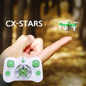 Cheerson CX-STARS 2.4G 4CH 6Axis Gyro LED RC Quadcopter RTF Micro Drone Minicopter Helicopter Airplane Plane ジャイロ RC ラジコン クアッドコプター マルチコプター ナノ ドローン UFO 3D ヘッドレスモード