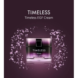 TonyMoly(トニーモリー) タイムレス ジエプファクター (NEW) TIMELESS EGF-FACTOR CREAM 50ml/100% Authentic direct from...
